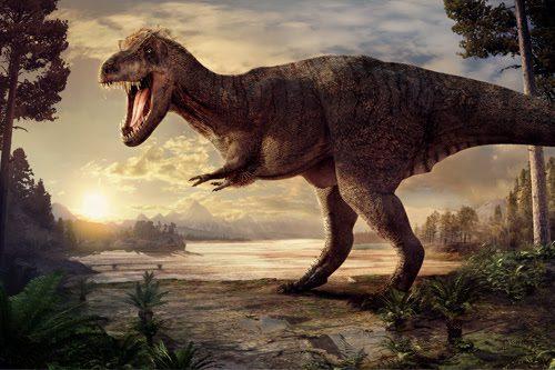 t rex naturalis trix
