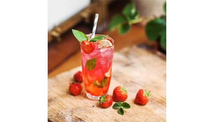 alcoholvrije cocktails met teisseire siropen