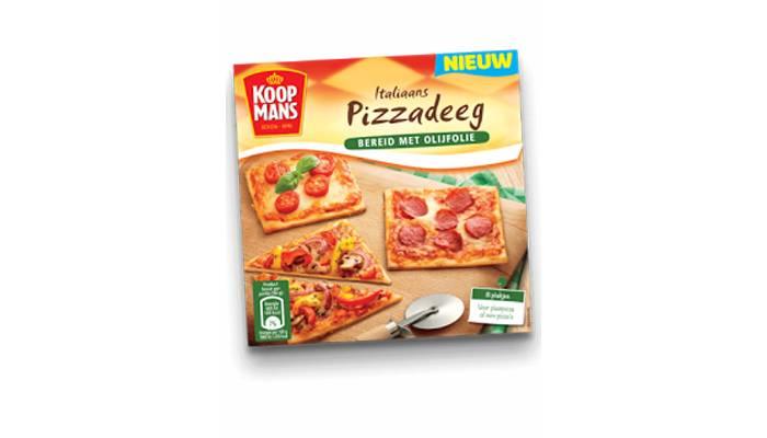 koopmans pizzadeeg