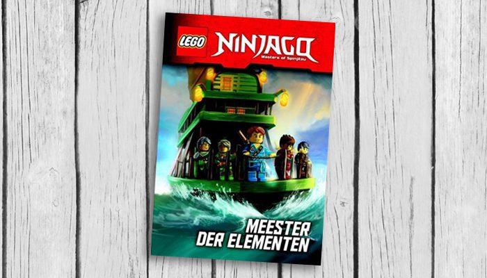 Win twee ninjago leesboeken coole suggesties voor jongens en mannen - Keuken eiland dimensie ...