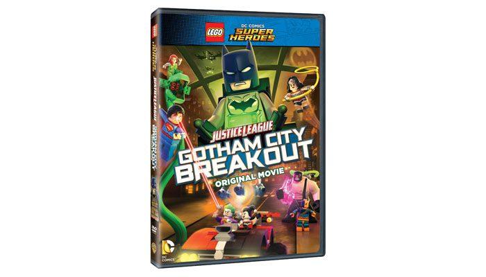 gotham city breakout