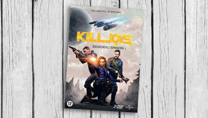 killjoys s1 dvd 2d