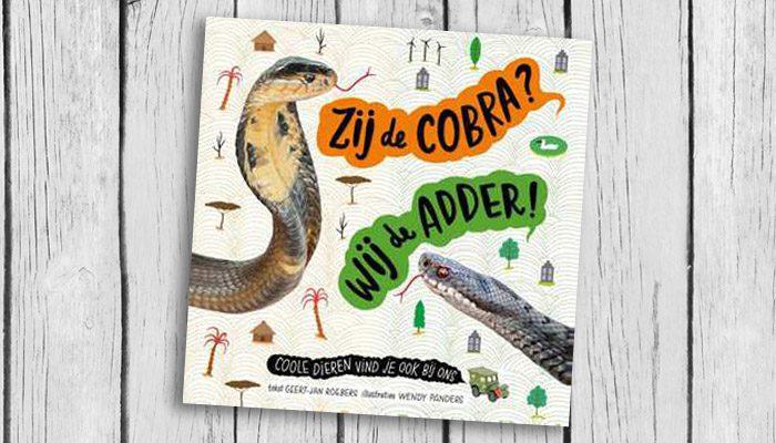 zij de adder wij de cobra