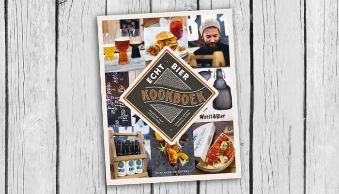 echt bier kookboek