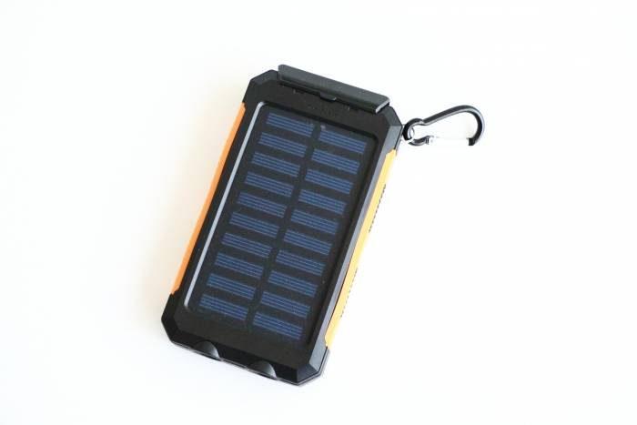 solar powerbank 10.000 mAh