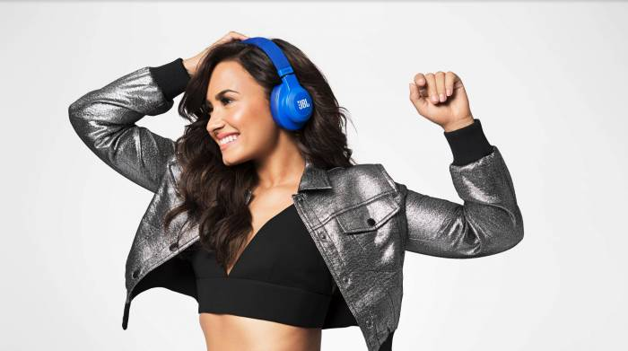 JBL Demi Lovato