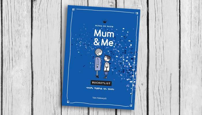 Mum Me Bucketlist voor mama en zoon