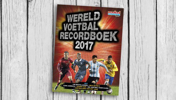 Recordboek 2D