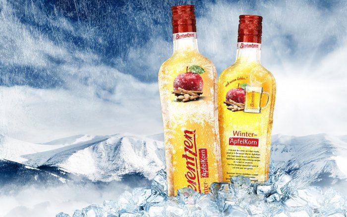 Berentzen Winter apfelkorn