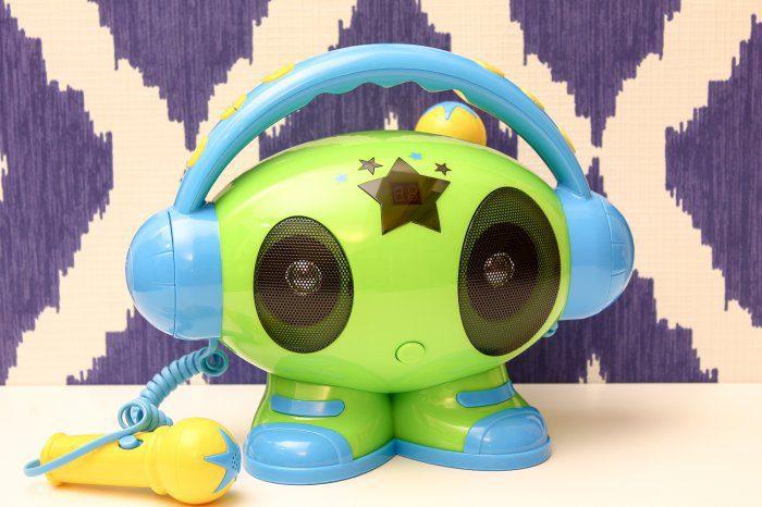 Bigben karaoke robot 1
