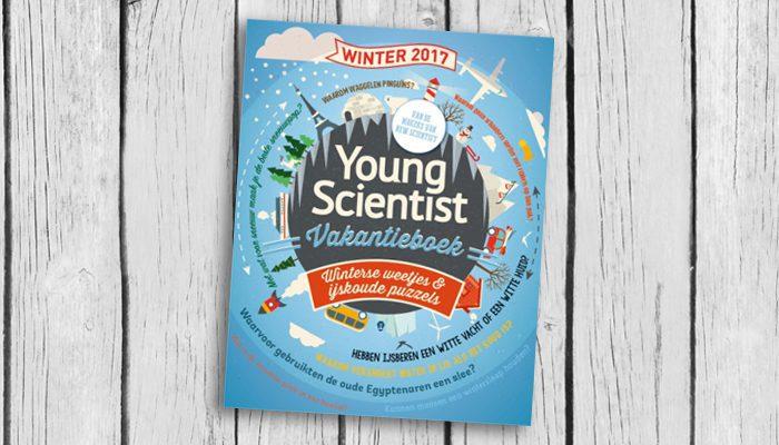 Young Scientist vakantieboek Winter 2017
