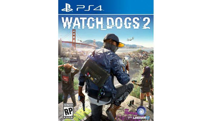 watch dogs 2 packshot