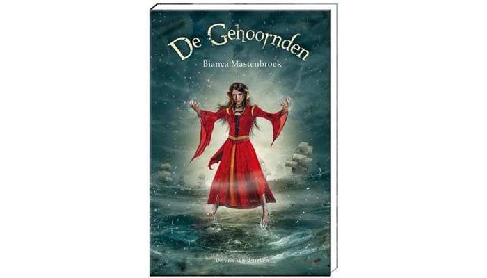 de gehoornden bianca mastenbroek boek cover 9789051165746