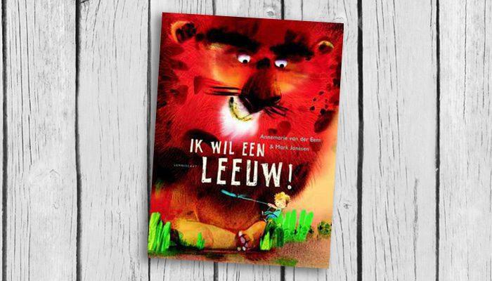 ik wil een leeuw annemarie van der eem boek cover 9789047708674
