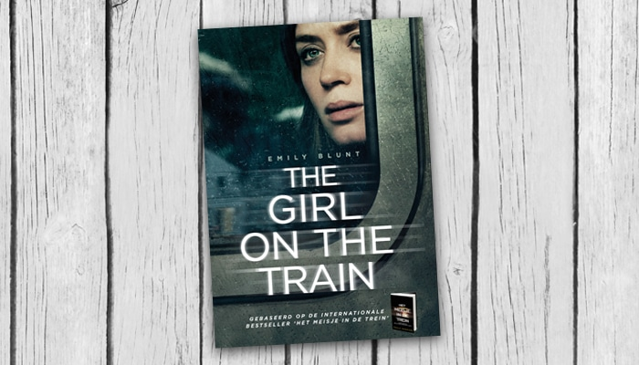 Girl on the Train DVD 2D 20161124145