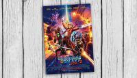 Bekijk de gloednieuwe trailer en poster van Guardians Of The Galaxy, Vol 2