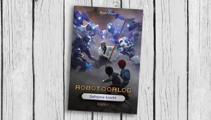robotoorlog 1 geheime kracht