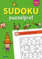 Sudoku puzzelpret voor kinderen