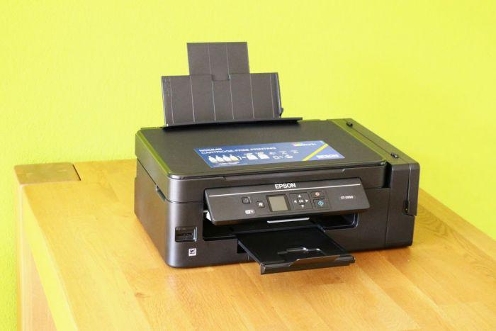 Recensie Epson Ecotank Et 2650 Printer Coolesuggesties