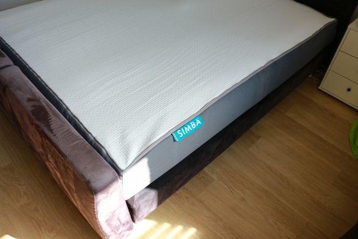 simba matras liggend