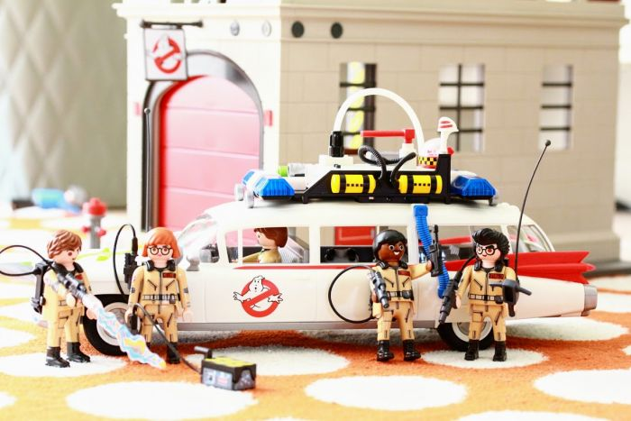 Playmobil ghostbusters 2