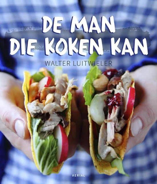 De man die koken ka Walter Luitwieler