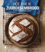 Boek recensie: Hoe bak ik zuurdesembrood, Emmanuel Hadjiandreou