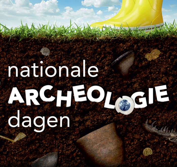 Logo Nationale Archeologiedagen 2017