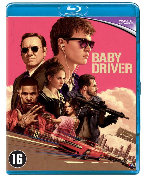baby driver bluray