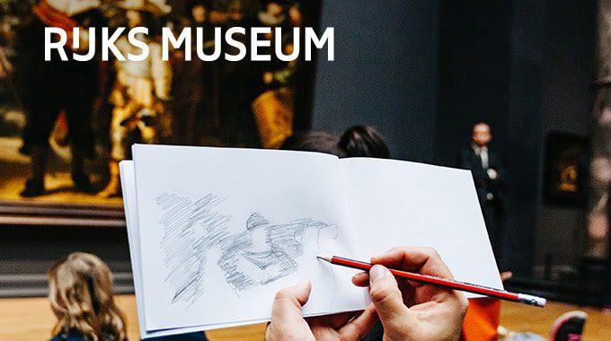 big draw rijksmuseum