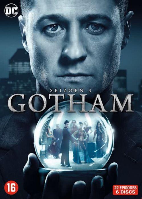 gotham seizoen 3