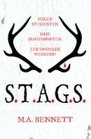 Boek recensie: S.T.A.G.S., M.A. Bennett