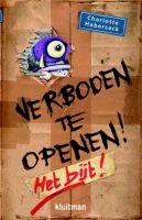 verboden te openen! het bijt!