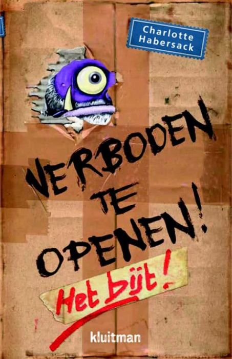 verboden te openen het bijt