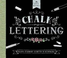 Creatief werkschrift - Chalklettering