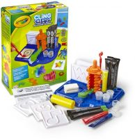 Crayola Cling Creator gelsticker designer