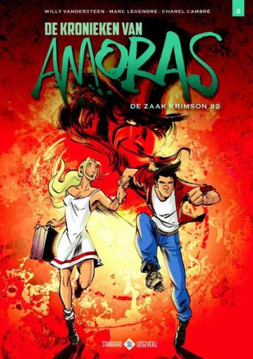 De kronieken van Amoras de zaak Krimson 2