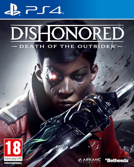 Dishonoured: Death of the outsider