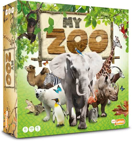 My Zoo Just Games