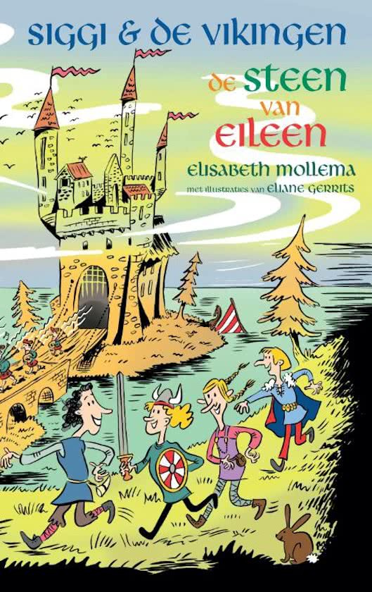 Siggi en de Vikingen de Steen van Eileen