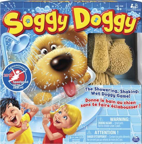 Soggy Doggy Spinn Master