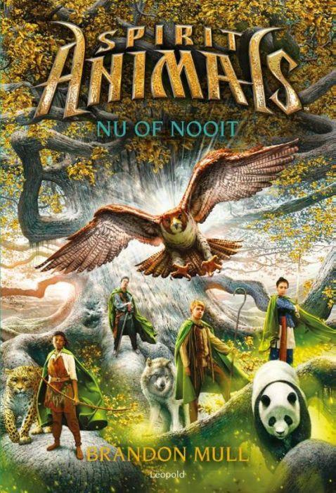 Spirit Animals 7 Nu of nooit