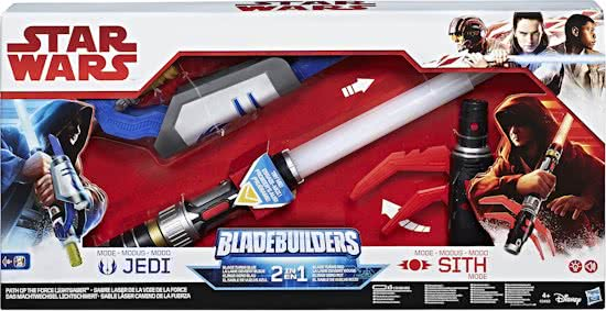 Star Wars Bladebuilders Path of the Force Lightsaber verpakking