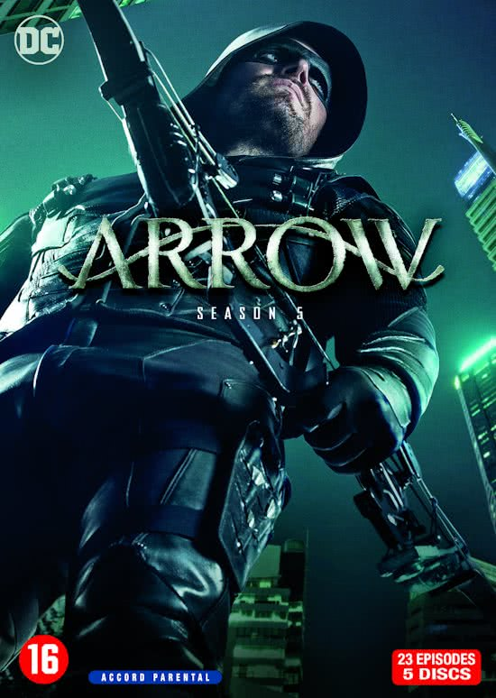 arrow seizoen 5
