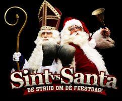Hot news: Kerstman populairder dan Sinterklaas