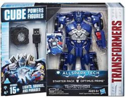 Speelgoed review: Transformers power cube. Upgrade je transformers met All Spark