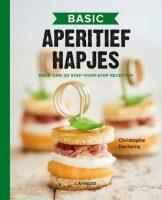 Boek recensie: Basic aperitiefhapjes, Christophe Declercq
