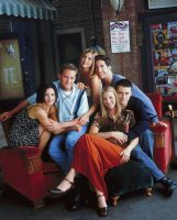 Friends vanaf 1 januari te zien op Netflix!