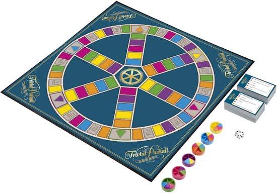 trivial pursuit classic bordspel