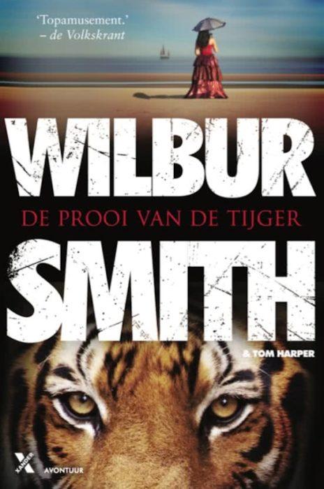 De prooi van de tijger Wilbur Smith